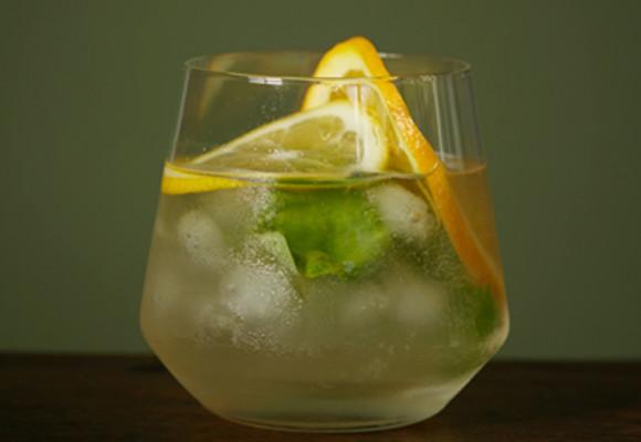 Basil Gin Lemmy